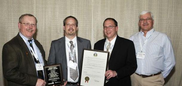 Buchheit-Logistics-wins-outstanding-achievement-in-Highway-Safety-