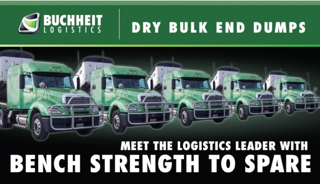 Dry Bulk End Dumps Meet the logistics leader with bench strength to spare