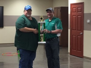 Keith Schwent 1st place 5 axle sleeper